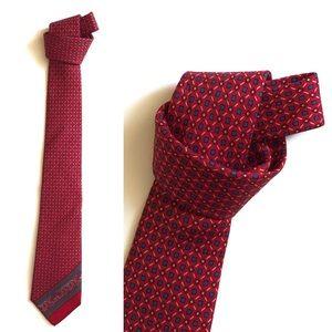 Yves Saint Laurent Men's Silk Tie